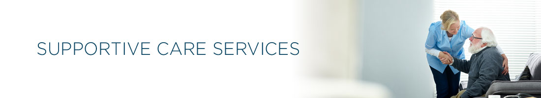 Supportive Services Header